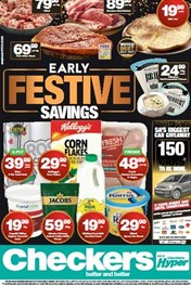Find Specials || Western Cape Checkers Early Festive Deals