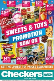 Find Specials || Western Cape Checkers Sweets Promotion
