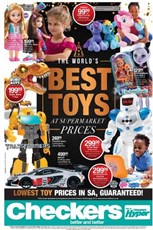 Find Specials || Western Cape Checkers Toy Specials