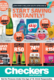 Find Specials || WC Checkers Xtra Savings