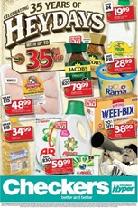 Find Specials || Western Cape Checkers Hey Days Specials