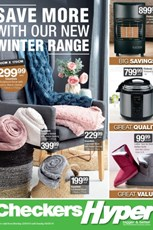 Find Specials || Checkers Hyper Winter Warmer Specials