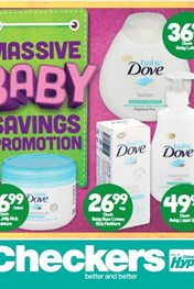Find Specials || KZN Checkers Baby Promotion