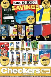 Find Specials || KZN Back to School Checkers Deals