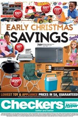 Find Specials || KZN Checkers Christmas Savings
