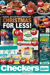 Find Specials || KZN Checkers Christmas Specials