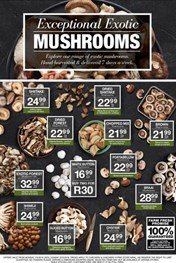 Find Specials || KZN Checkers Mushrooms Promotion