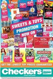 Find Specials || KZN Checkers Sweets Promotion