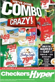 KZN Checkers Hyper Combo Crazy Deals