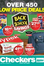 Find Specials || Checkers Back to School Specials