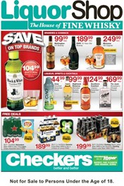 Eastern Cape Checkers LiquorShop Specials