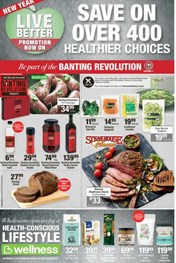 Gauteng Checkers Healthier Promotion 25 Jan 2017 05 Feb 2017 Find Specials