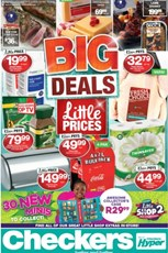 Find Specials || Gauteng, Limpopo, Mpumalanga, North West Checkers Deals