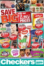 Find Specials || Gauteng, Limpopo, Mpumalana, North West Checkers Specials
