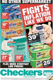 Gauteng, Limpopo, Mpumalanga, North West Checkers Specials