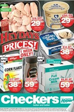 Gauteng Checkers Hyper Promotions Specials Catalogue 21 Jul 2016 07 Aug 2016 Find Specials