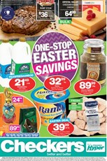 Find Specials || Gauteng, Limpopo, Mpumalanga, North West Checkers Easter Specials