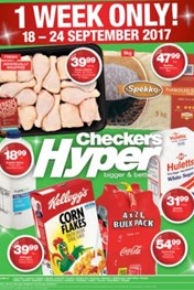Gauteng Checkers Hyper Specials