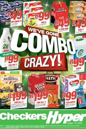 Gauteng Checkers Hyper Combo Deals