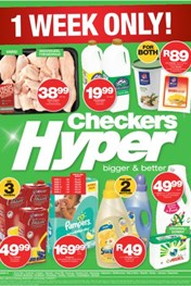 Gauteng Checkers Hyper Specials 08 May 2017 14 May 2017 Find Specials