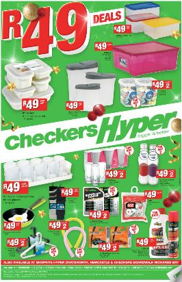 Kzn Checkers Hyper Promotions 07 Nov 2016 20 Nov 2016 Find Specials