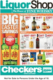 Gauteng Checkers LiquorShop Specials