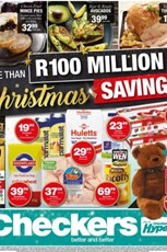 Find Specials || Checkers More Than Million Christmas Savings