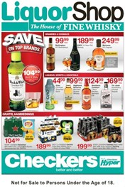 Western Cape LiquorShop Deals