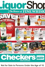 KZN Checkers LiquorShop Deals