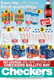 Checkers Ballito Bay Specials