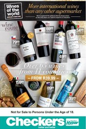 KZN Checkers Wine Promotion