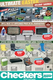 KZN Checkers Appliances Deals
