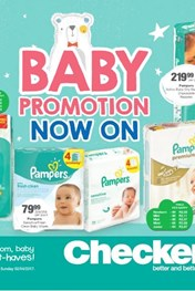 KZN Checkers Baby Promotion