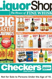 KZN Checkers LiquorShop Specials