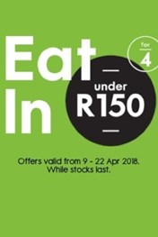 Find Specials || Wooworths Eat in for Less
