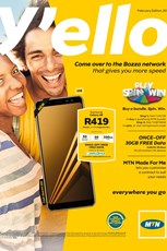 Find Specials || MTN Yello Trader Specials