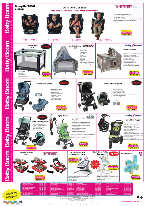 Baby Boom Catalogues | Find Specials