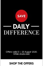 Find Specials || Woolworths Daily Deals Promotions