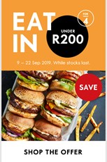 Find Specials || Woolworths Eat in for deals