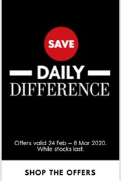 Find Specials || Woolworths Daily Deals Specials