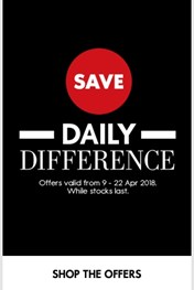 Find Specials || Woolworths Daily Difference Deals