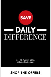 Woolworths Daily Difference Specials