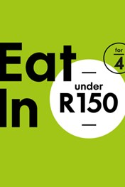Woolworths Eat in for Under R150