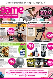Find Specials || Game Fitness Deals
