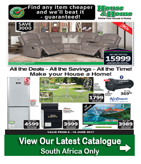 House And Home Specials Catalogue 12 Jun 2017 18 Jun 2017 Find Specials