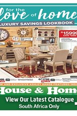 Find Specials || House and Home Luxury Savings