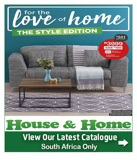 Find Specials || House And Home Furniture Catalgue