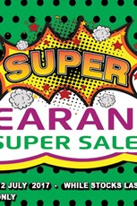 Find Specials || House and Home Super Clearance Sale