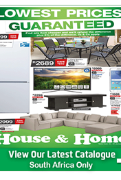 Find Specials || House and Home Weekly Catalogue