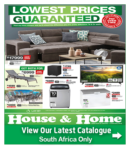House And Home Specials Catalogue 24 Jan 2018 04 Feb 2018 Find Specials